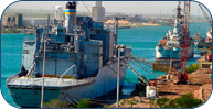Supplier of Vessels for Ship Demolition to Indian Ship Breaking Yards.