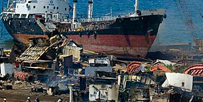 Provider of Vessels for Ship Demolition India.